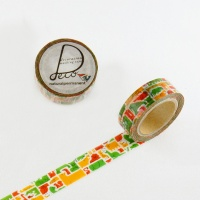 [NATURALPERMANENT] MASKING TAPE_ANIMAL