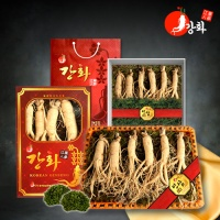 [강화초지인삼] 2020 추석 명품 수삼 선물세트 모음