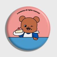 Picnic bear-pink/blue(거울)