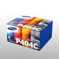 삼성 정품  컬러 레이저프린터 토너 CLT-P404C 4색 패키지 SL-C430, C430W, C432, C432W, C433, C433W, C480, C480W, C482, C482W, C482FW, C483, C483W, C483FW
