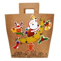 크리스마스 크라프트가방만들기