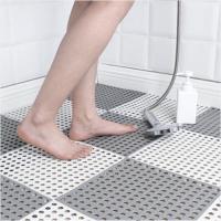 욕실 미끄럼방지 매트 1개(색상랜덤)