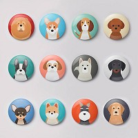 hula pet badge : Collection