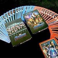 JLCC 마블 어벤져스 엔드게임 캐릭터 덱 플레이 카드