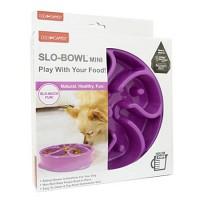 카이젠 슬로우볼 급식기 미니(소형견용/퍼플), 고창증 예방, 강아지 기능성 식기