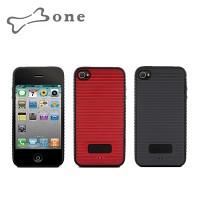 본컬렉션 iphone4 케이스 Wave4 (보호필름 / TPU소재 / 미끄럼방지 / 입체웨이브 / 물세척)