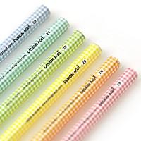 [기성]연필2B 6자루체크패턴