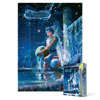 1000피스 직소퍼즐 - 물병자리 2 (야광)