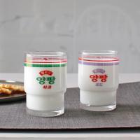 (정품) 서울우유 굿즈 앙팡 키즈 우유컵 -2type