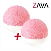 자바(ZAVA) 천연 거품 입욕제_비타민시리즈 04.자몽해 1+1