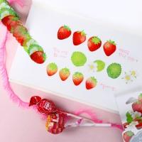 [인디고샵] 반데 탱글탱글 산딸기 마스킹 테이프
