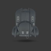 에어팟프로케이스 3세대 실리콘 고리세트/291블랙pro