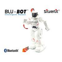 [동영상]블루투스 BLU-BOT 무선조종 로봇 (SVL880226WH) R/C 로보트