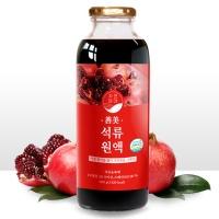 [자연담아] 활기찬하루 100.% 석류원액 600g