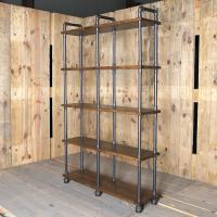 [더파이프] Pipe Shelves 선반 6MG 1800x300x1700