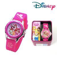 [Disney] 디즈니 프린세스 아동 젤리 손목시계 (PN1051)