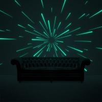 우주여행 Warp-Drive ( 야광 워프드라이브 )