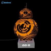 [팔라돈] BB8 무드등 (BB8 Light) PP3096SW