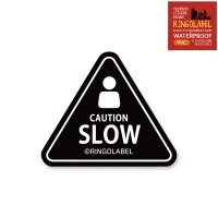 SLOW - 캐리어/노트북 스티커