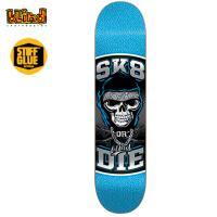 [BLIND] SK8 OR DIE BLUE SS DECK 31.2 x 7.75