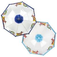 카봇 40 체스보더 POE 우산 (연블루,네이비)