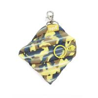 ZIPIT 집잇 카모 동전지갑 (옐로우)