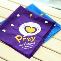 기도하트 스카프(손수건)