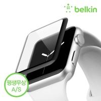벨킨 애플워치 시리즈2/3 42mm 강화유리필름 F8W840qe