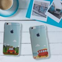 DPARKS 산으로바다로 SOFT CASE