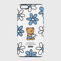 Bear flower garden-white(터프/슬라이드)