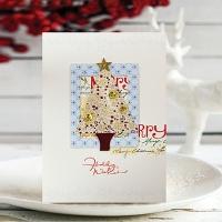 FS1028-1 크리스마스카드 카드 성탄카드
