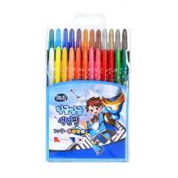 8000 빙글빙글 색연필 (24색/남)