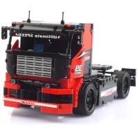 2.4GHz블록테크닉1/16 트레일러트럭 블록RC CBT250025