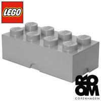 레고 블럭정리함8 그레이 40041740
