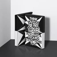 그래픽 노트 라지 - THINK OUTSIDE THE BOX