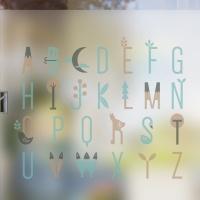 dgse102-북유럽 알파벳디자인-반투명시트지