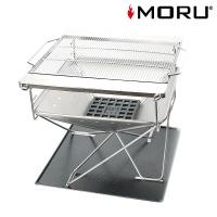 [MORU]  모루 캠핑용 패밀리 화로대(大) 6종세트