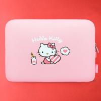 레토 헬로키티 노트북파우치 15인치 HKN-P02