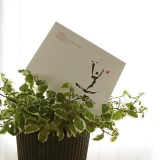마음도둑 한글카드-pure (5종세트)