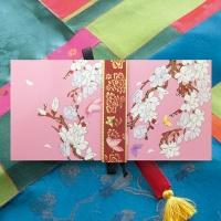 꽃잎 흩날리며 용돈봉투 FB107-3