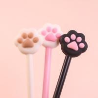 고양이 발바닥 볼펜 3종 냥이 귀여운 부드러운볼펜