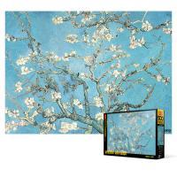 500피스 직소퍼즐 - 꽃이 핀 아몬드 나무