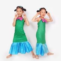 [인디고샵] 꼬마 인어공주 드레스