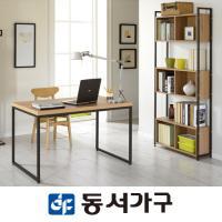 [동서가구] 스틸스 800책장+책상세트 DF625156