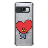 BT21 Galaxy S8 / S8 Plus 타타 라이팅 케이스 (Soft 타입)
