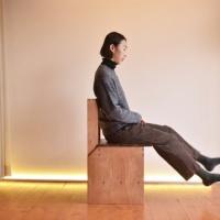 [리우목공방] ANGLE CHAIR 의자