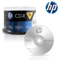 HP 공CD-R 700MB 52x 케익 50장