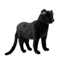 7006번 흑표범 LEOPARD BLACK STANDING/34cm. H