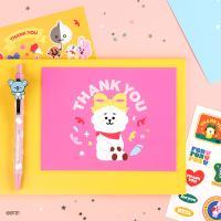 [BT21] 엽서 세트-THANK YOU