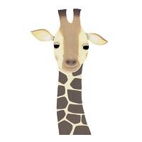 [Millim] Zoo_Canvas_Giraffe_6호